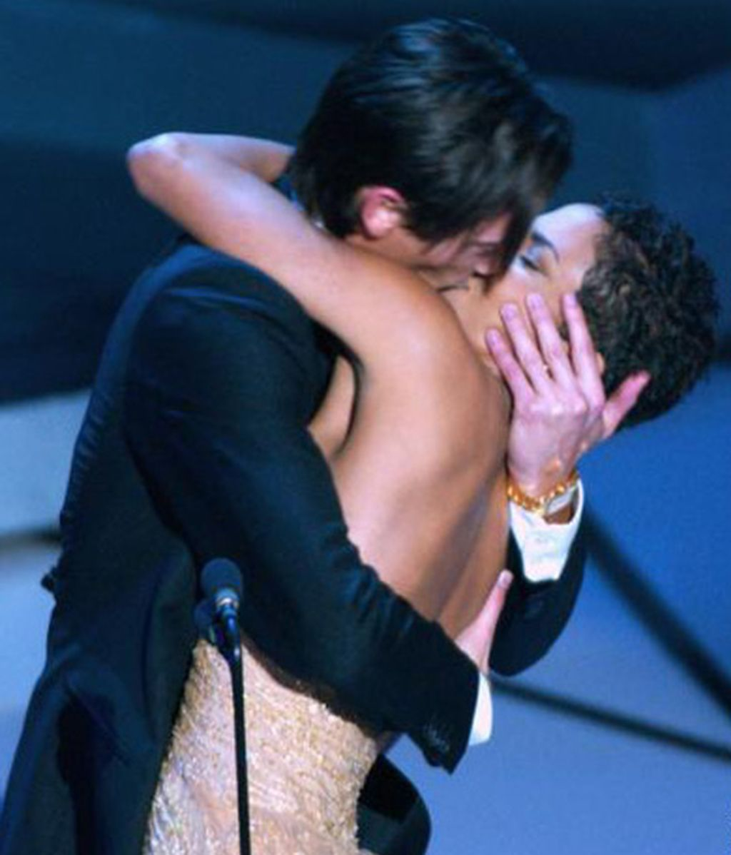 Halle Berry y Adrien Brody