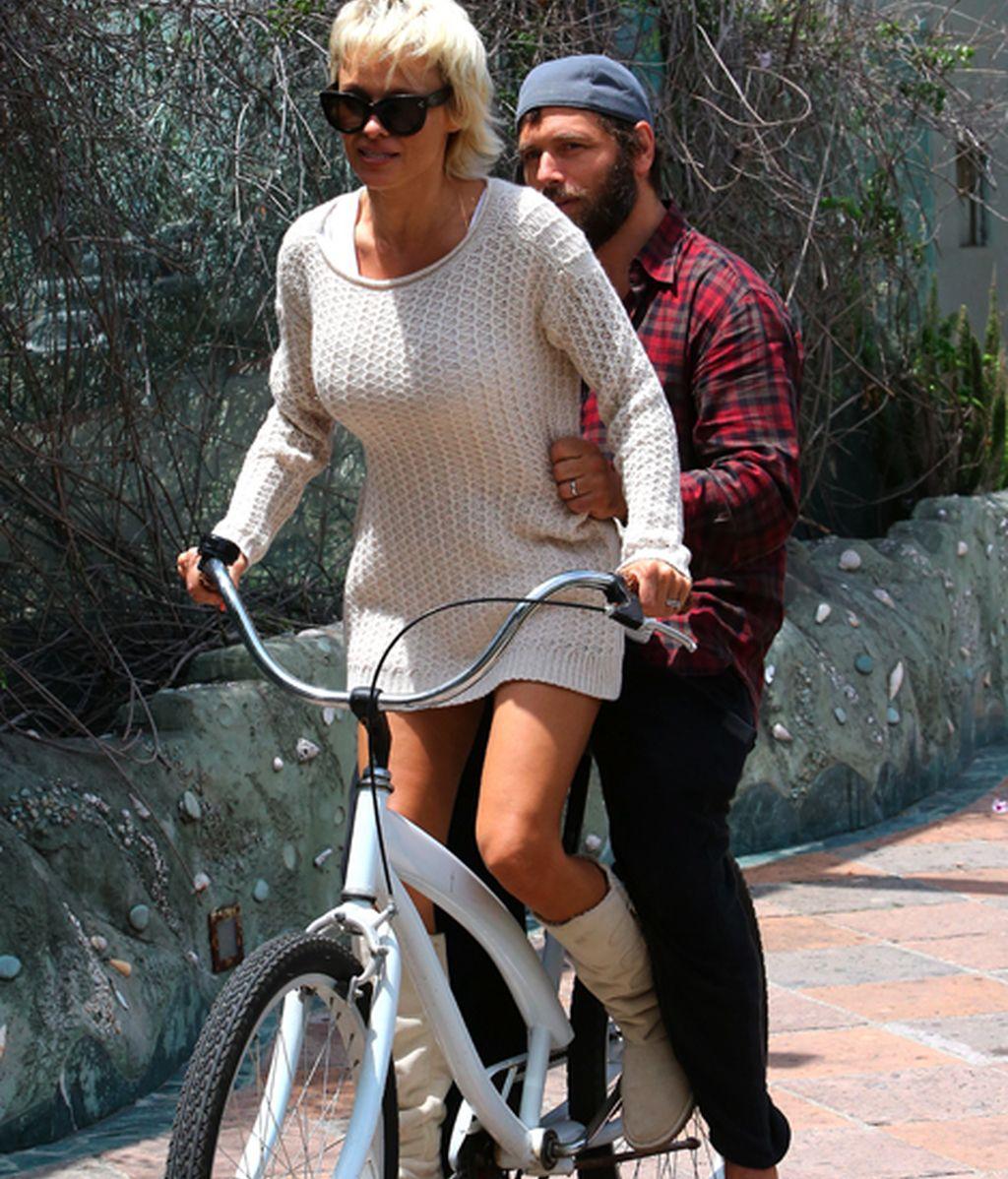 La bici, un 'must' entre los famosos