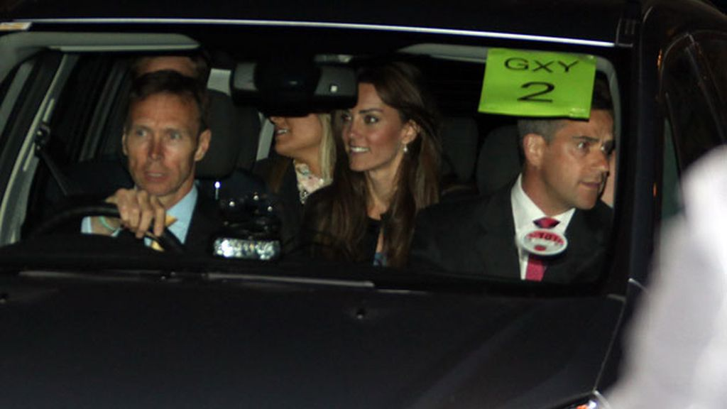 Todo listo para la boda del Príncipe Guillermo y Kate Middleton