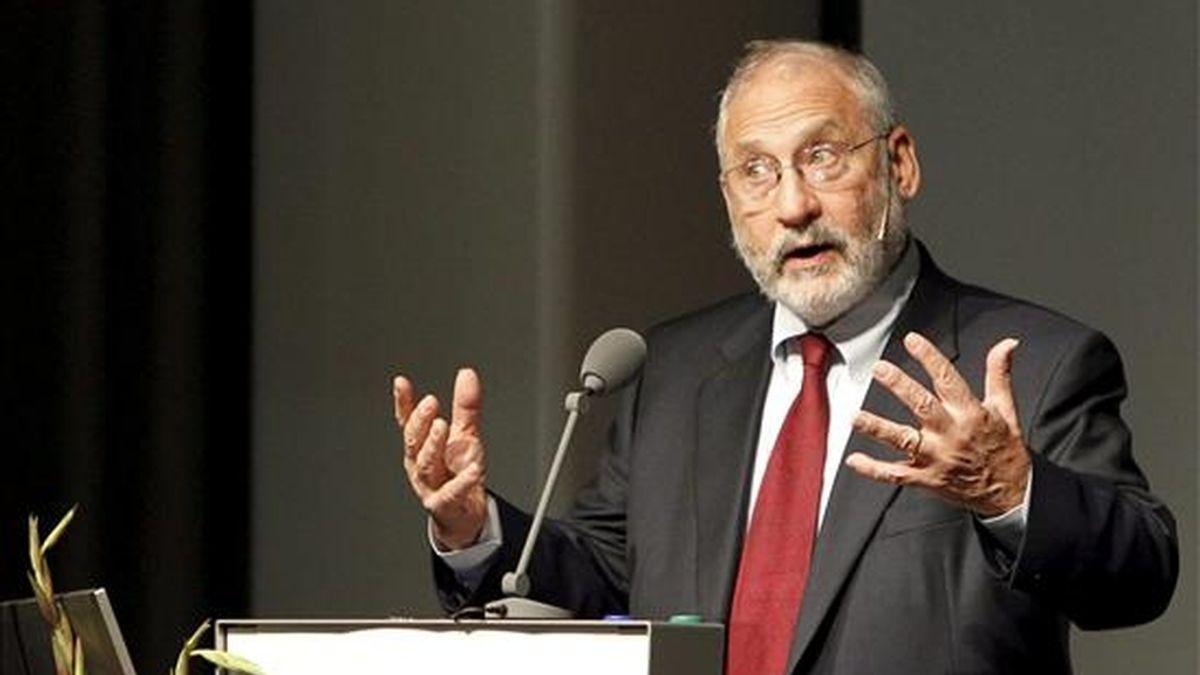 El Nobel estadounidense de Economía Joseph Stiglitz. EFE/Archivo