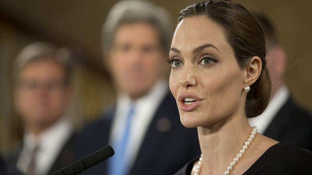 Angelina Jolie, la embajadora más guapa de la ONU