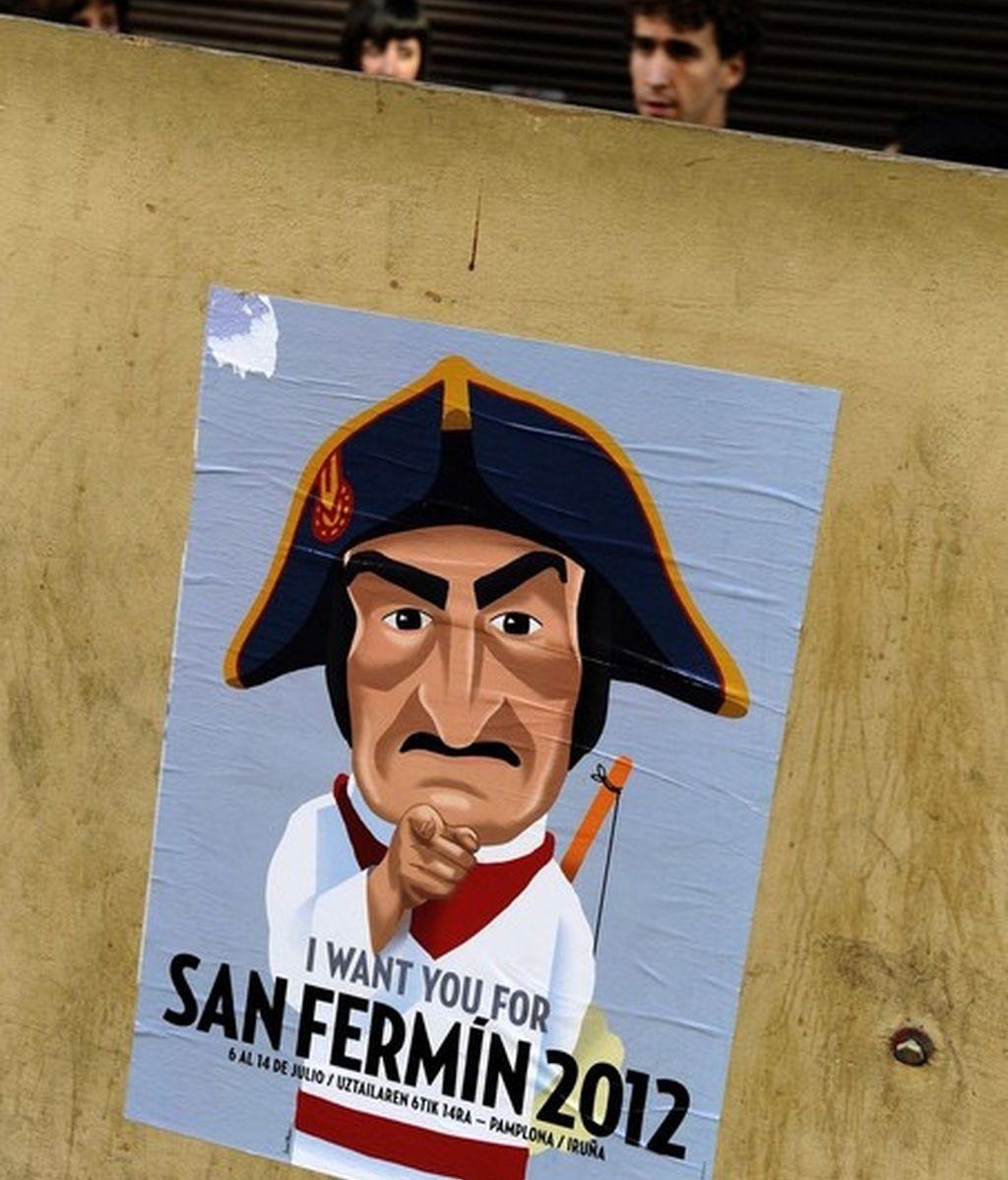 Comienzan los Sanfermines 2012