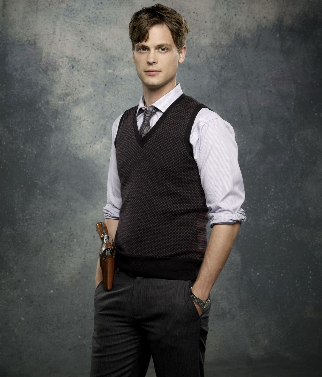 Dr. Spencer Reid (interpretado por Matthew Gray Gubler)