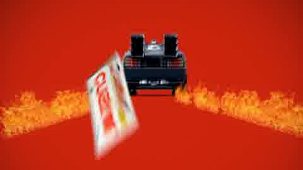 Promo Regreso al Futuro: El coche que Alonso quiso tener
