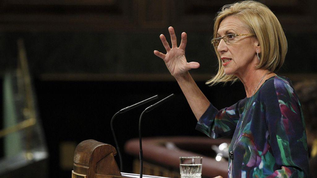 """UPyD contra el """"derecho a decidir"""" de los catalanes"""