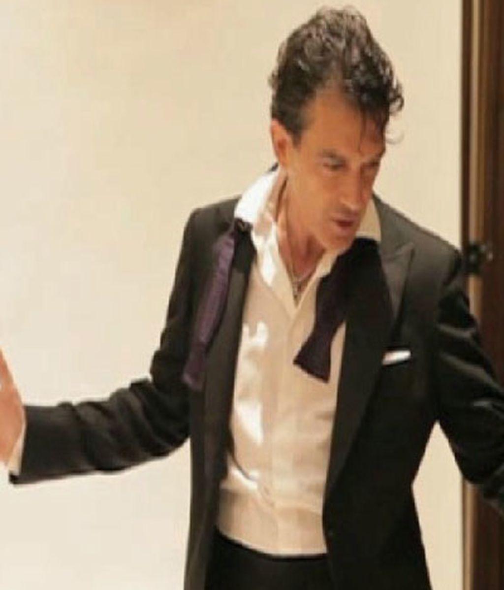 Antonio Banderas despide 2010 en 'AR'