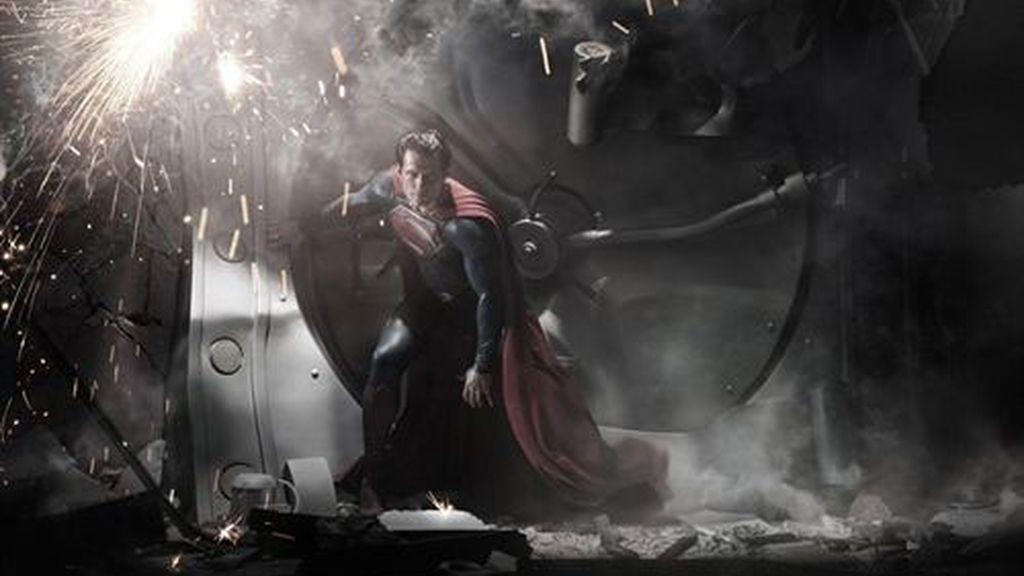 Primera imagen del nuevo Superman en 'Man of Steel'