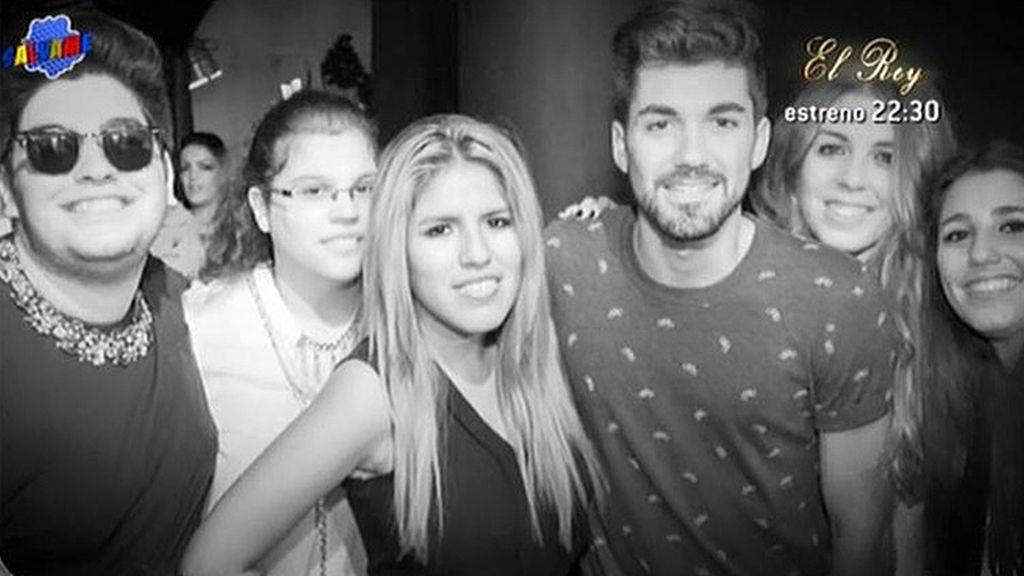 La hija de Isabel Pantoja pasó la noche junto a Alejandro y sus amigos