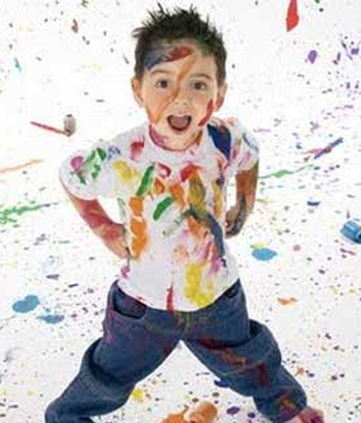 Un estudio ha descubierto que los niños demasiado limpios tienen una piel que cicatriza peor.