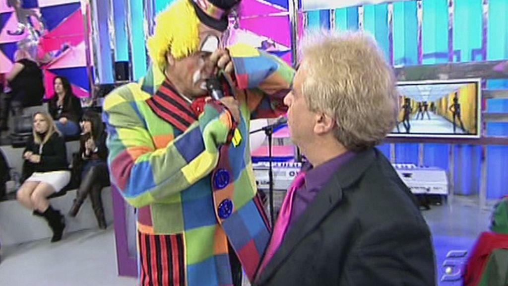 ¡Sálvame se convierte en un circo!