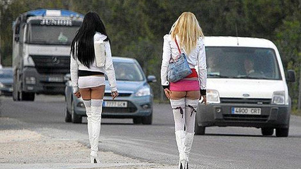 prostitutas, españa, prostitución, prostitución callejera