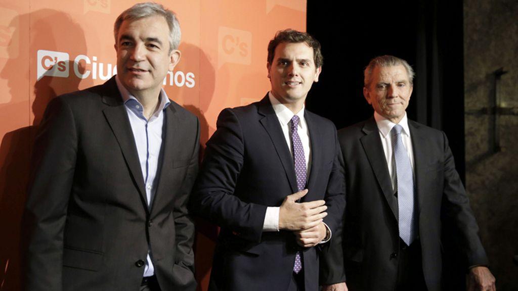 Albert Rivera presenta el Proyecto Económico del Ciudadanos para España