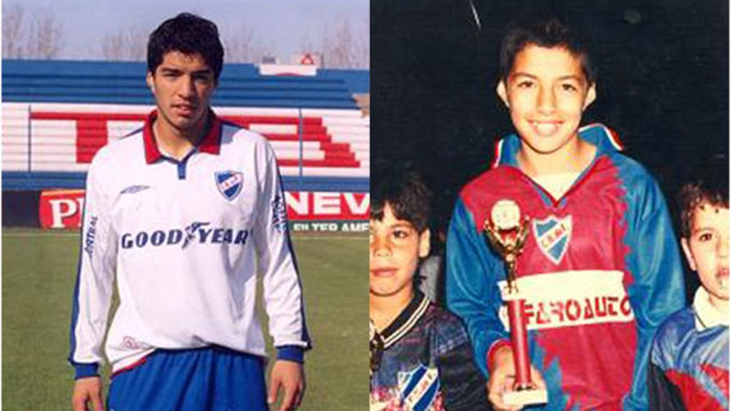 Luis Suárez perfil