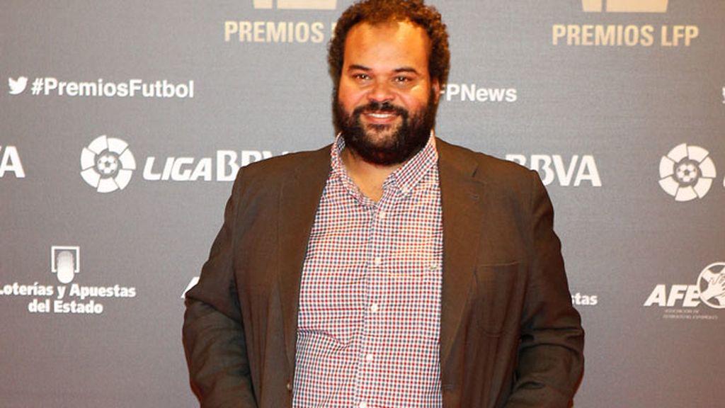El músico Carlos Jean