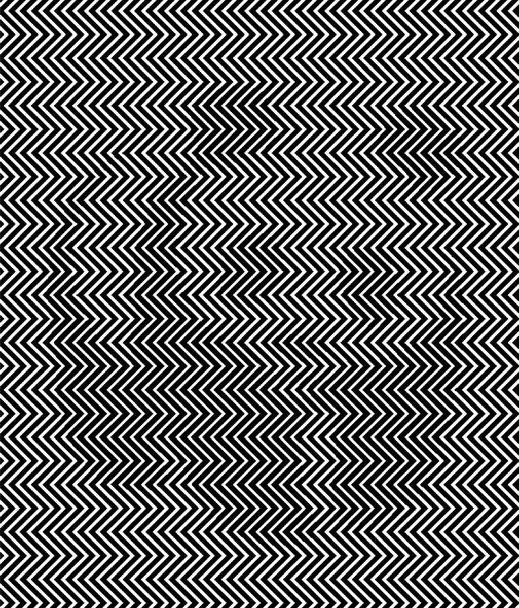 Ilusión óptica con panda de fondo