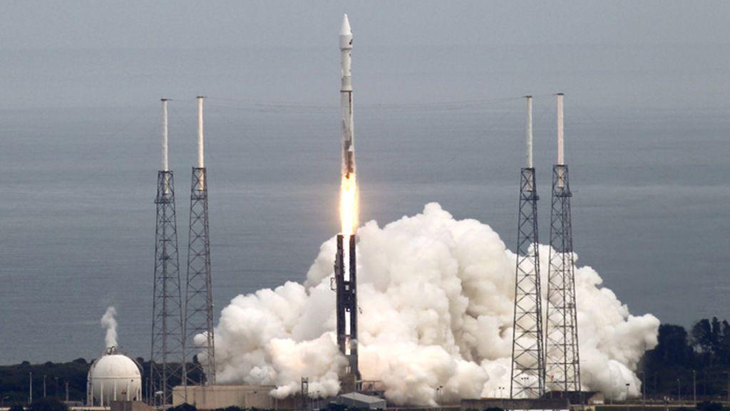 Despega la misión a Marte que investigará la pérdida de su atmósfera