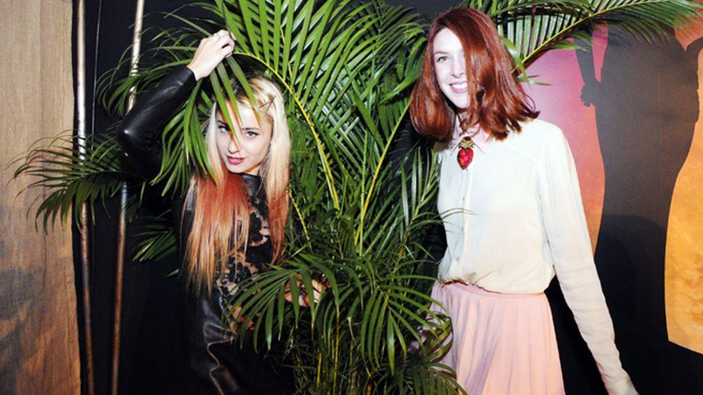 Miranda Makaroff y Brianda Fitz-James, it girls y amigas