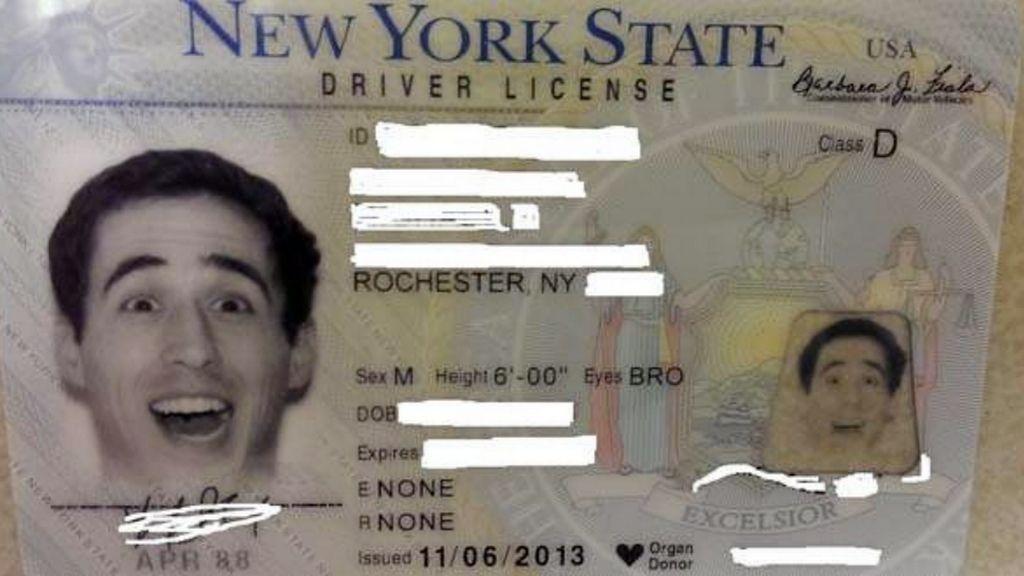 Las mejores fotos de carnets de conducir