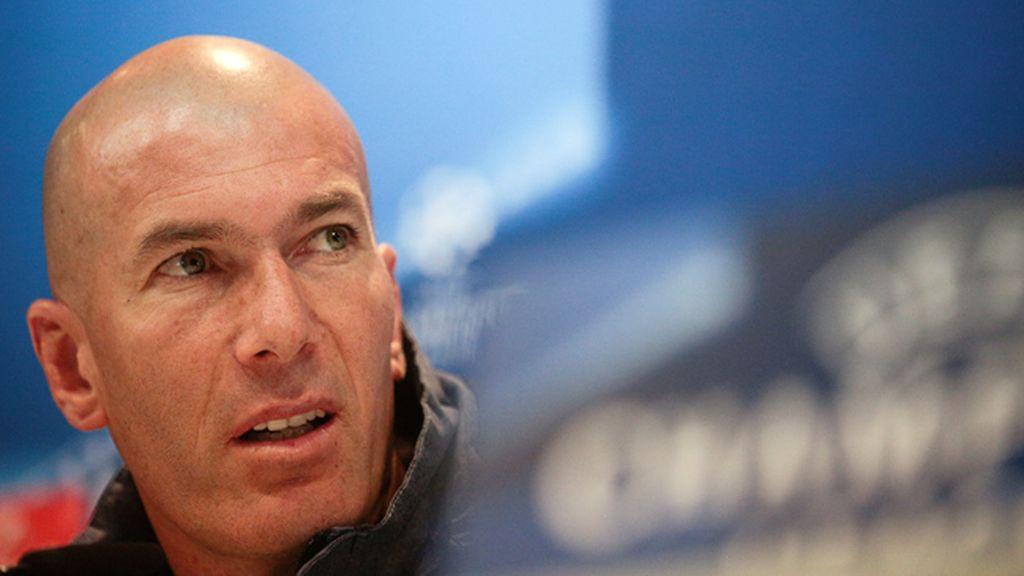 "Zidane: ""Si no pasamos es un fracaso"""