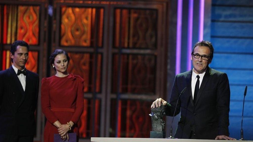 Alberto Iglesias gana el Goya por 'La piel que habito'