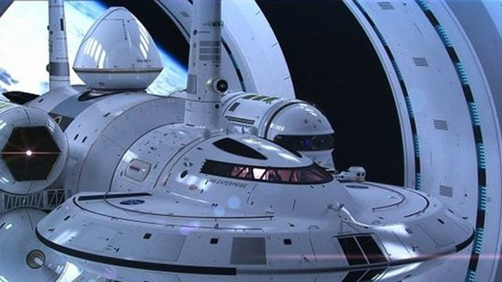 La NASA crea la nave de Star Treck