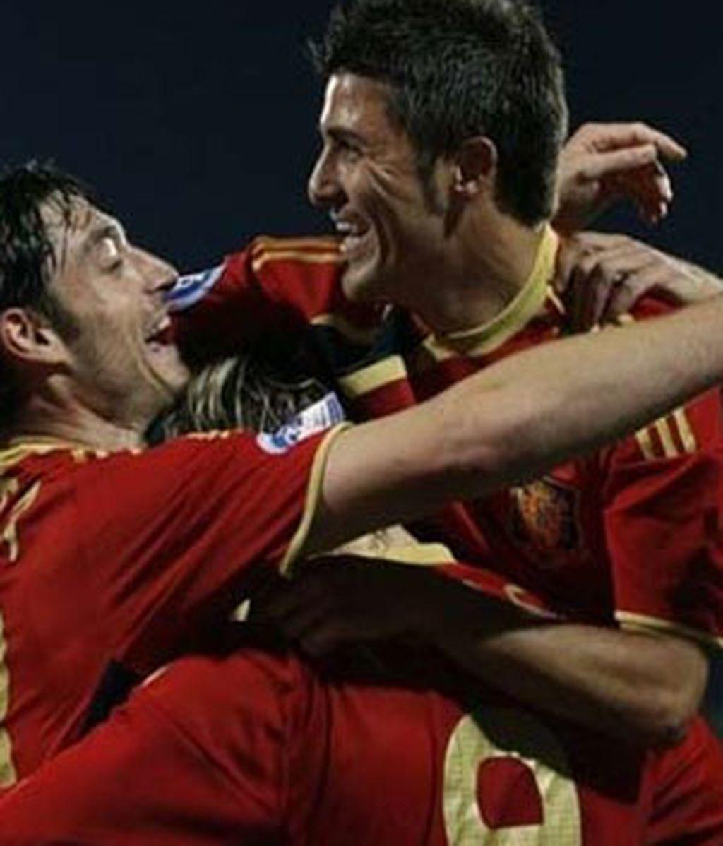 España fue un rodillo ante Nueva Zelanda. Vídeo: Informativos Telecinco.