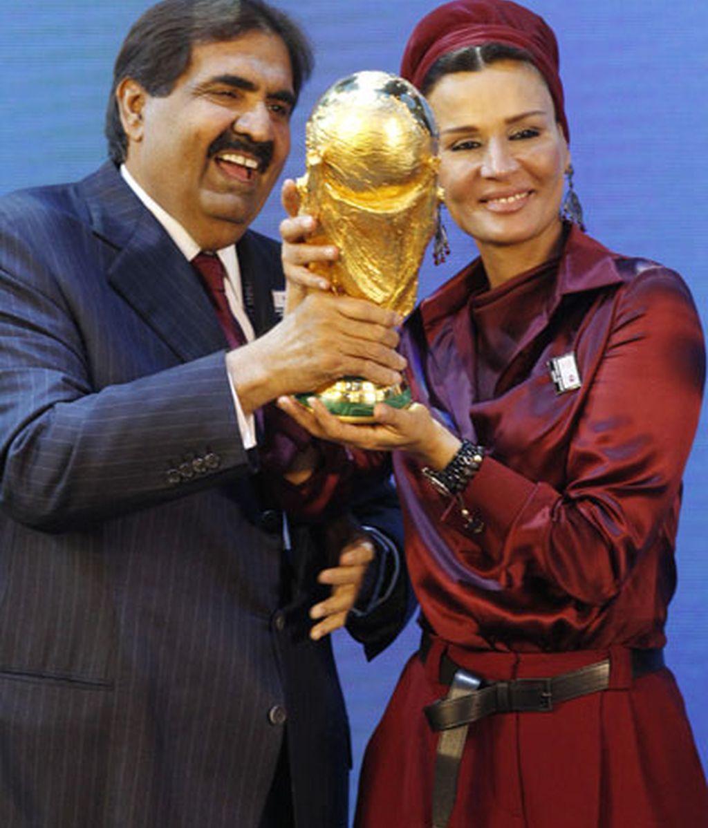 catar celebrará el mundial de 2022