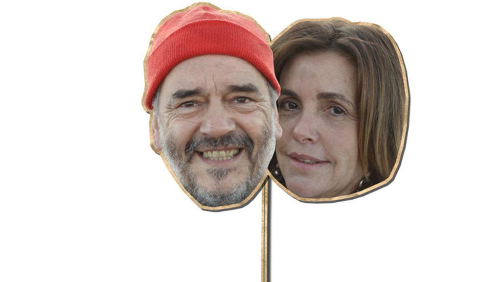 Jorge y Cuchi