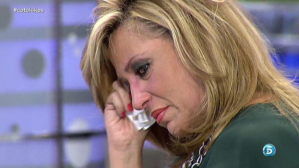 Recordar lo sucedido con Coto Matamoros provoca las lágrimas de Lydia Lozano