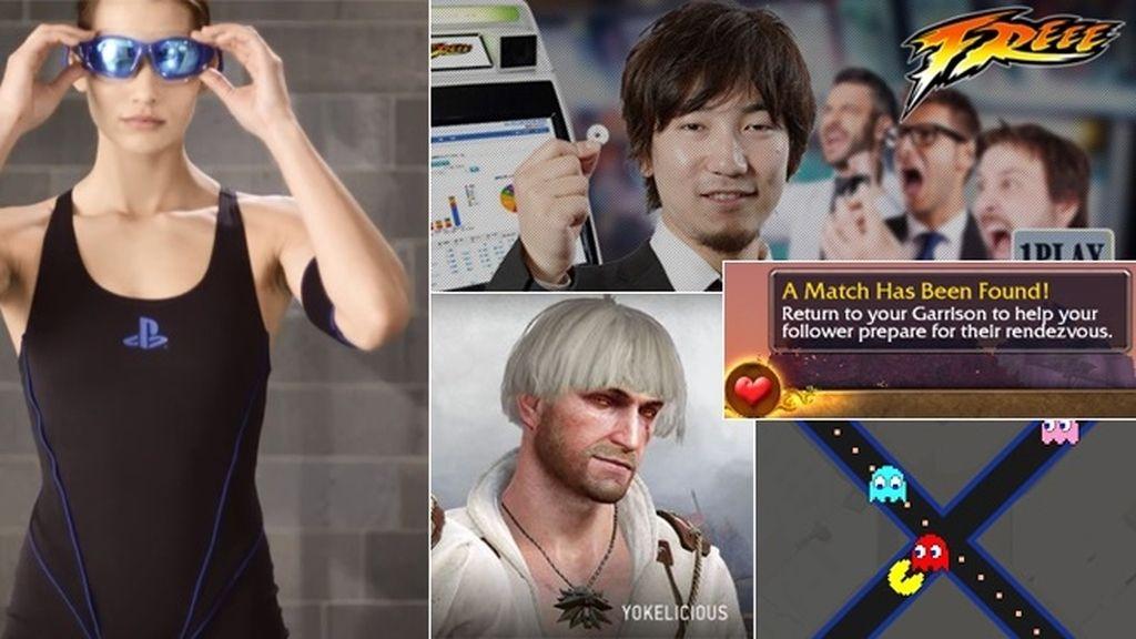 April Fool's Day, videojuegos