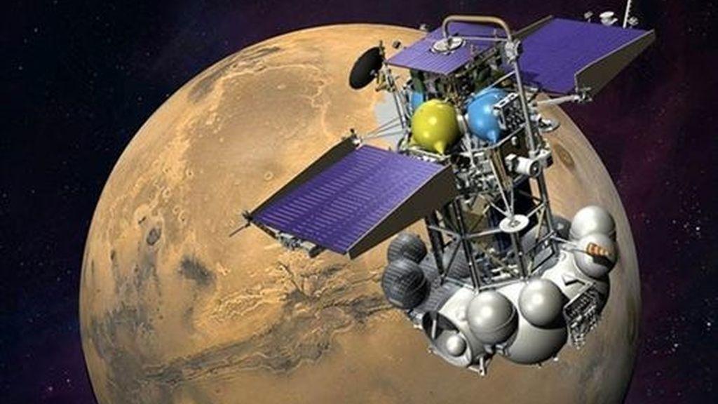 Misión rusa a Marte