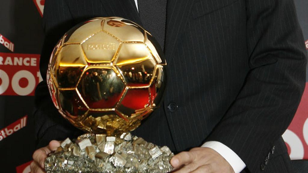 El balón de oro tiene que ser español