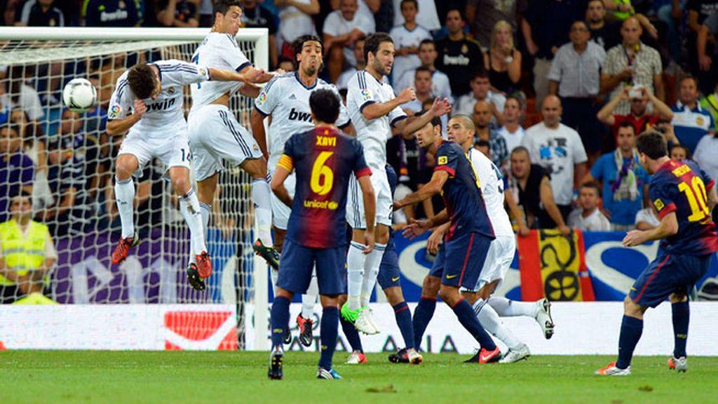 El duelo de la Supercopa