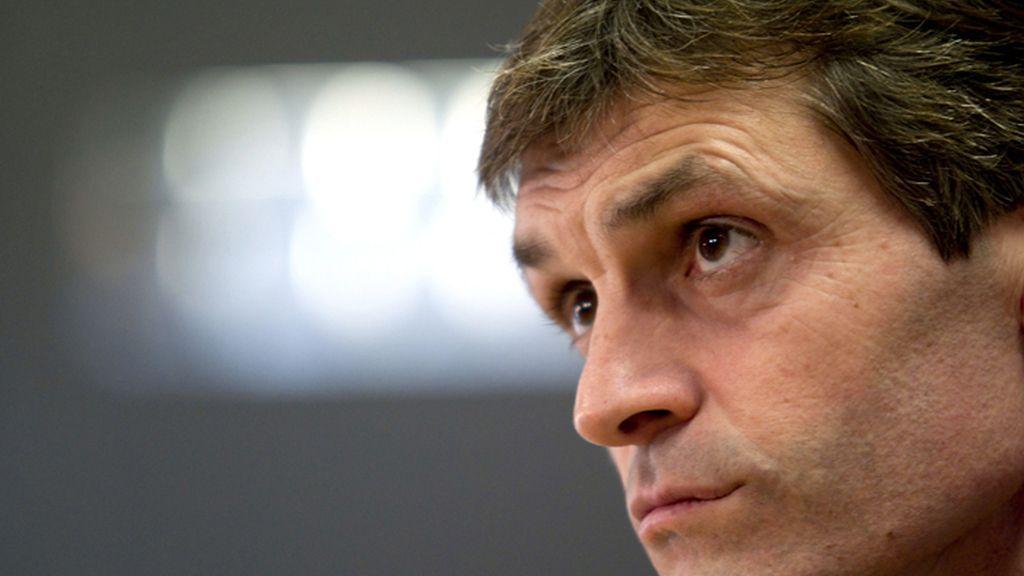 Tito Vilanova, entrenador del FC Barcelona
