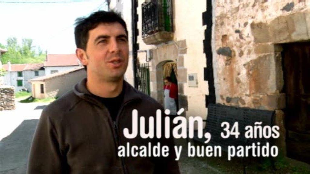 Promo Granjero busca esposa. Dos nuevos participantes: Julián y Manuel