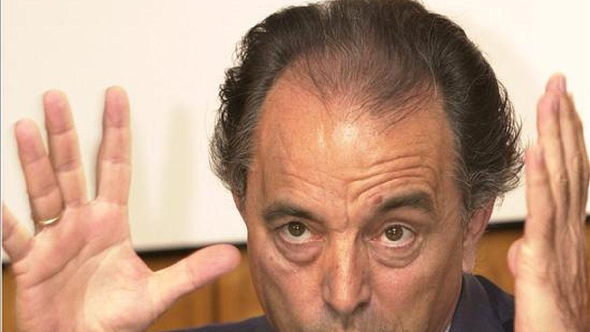 El responsable de la Comisión de Internacional y Unión Europea de la patronal, Jesús Banegas. EFE/Archivo