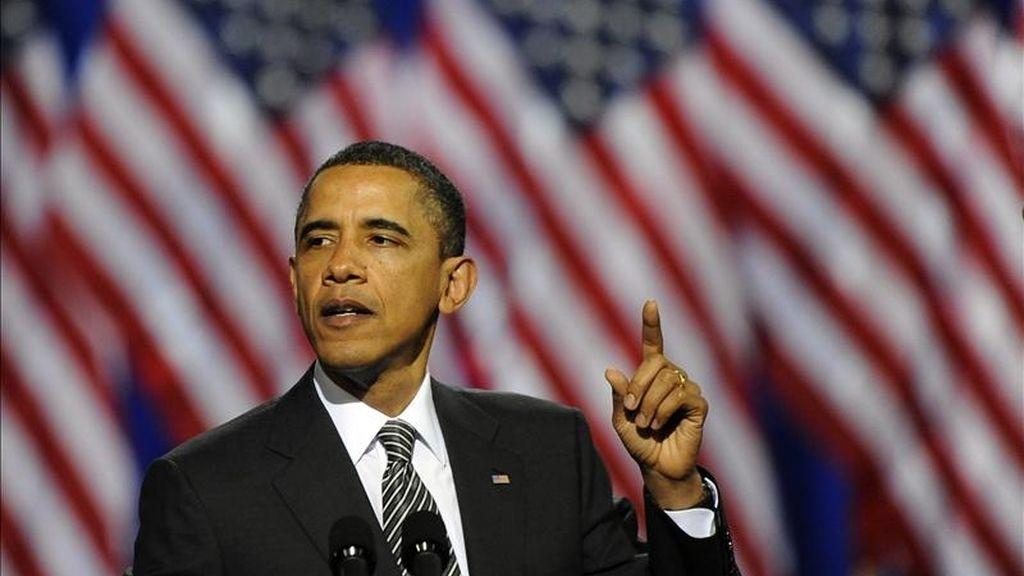 El presidente de Estados Unidos Barack Obama. EFE/Archivo