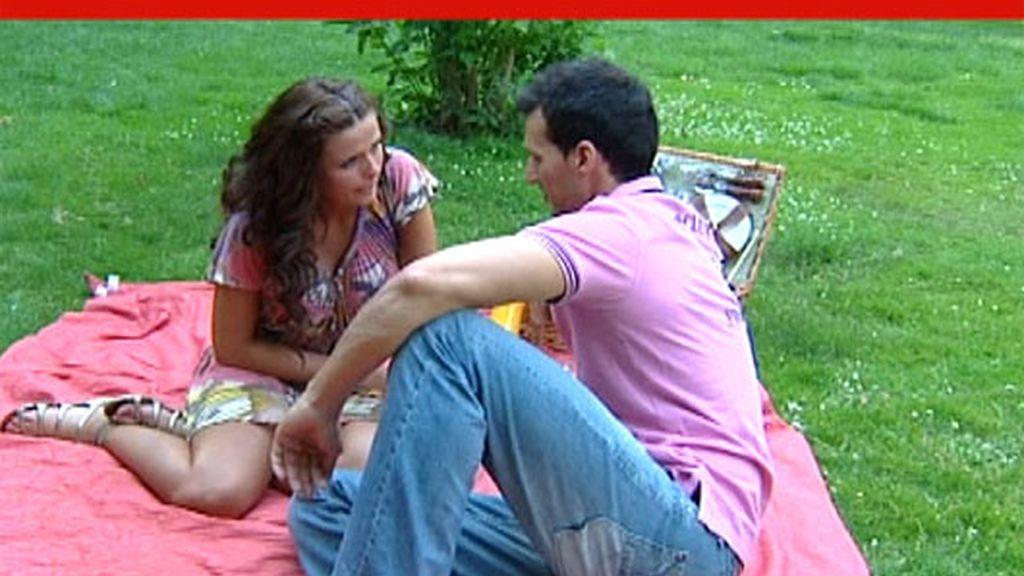 Raúl y Arantxa (23/07/10)