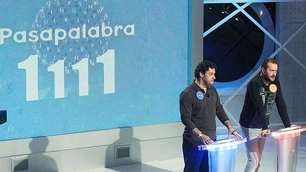 Los 1.111 de 'Pasapalabra'