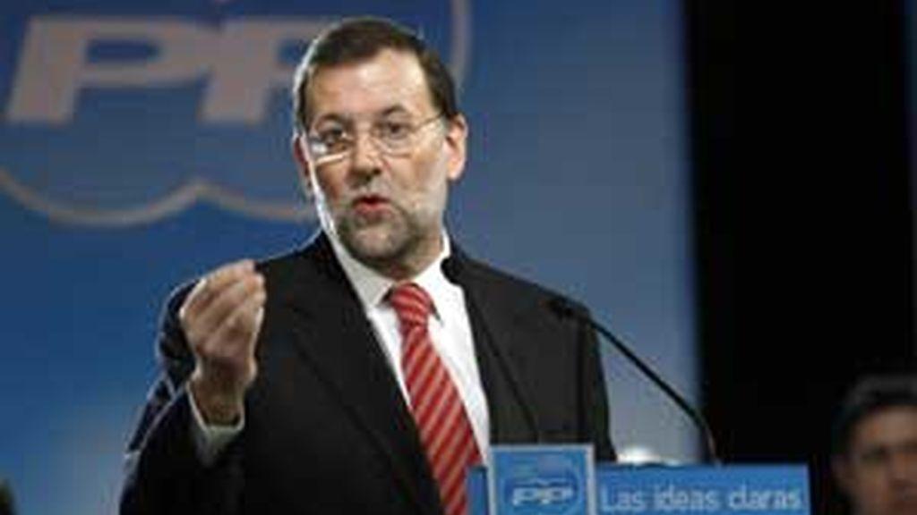 Mariano Rajoy habla sobre la supuesta trama de espionaje.