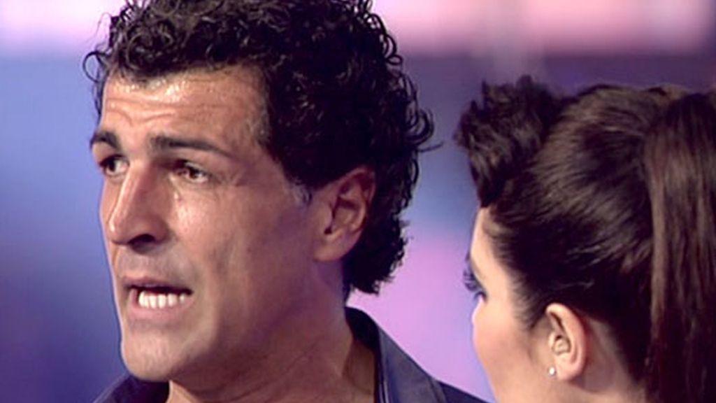 Miguel Ángel Nadal, expulsado