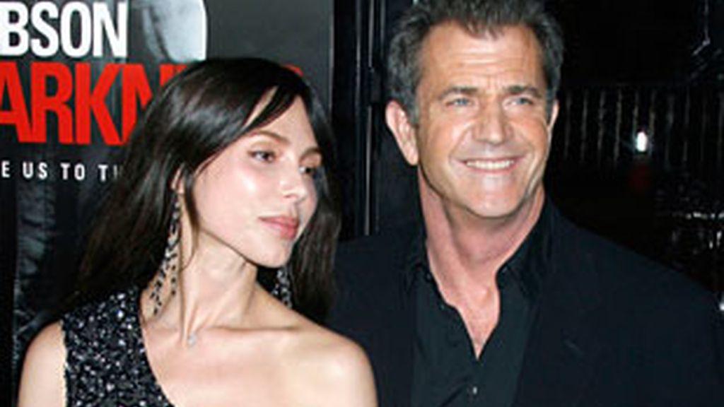 Mel Gibson culpa a los tranquilizantes del supuesto maltrato a su ex mujer.