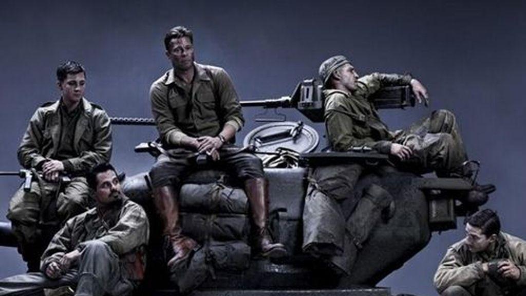 La primera imagen oficial del fim bélico 'Fury'