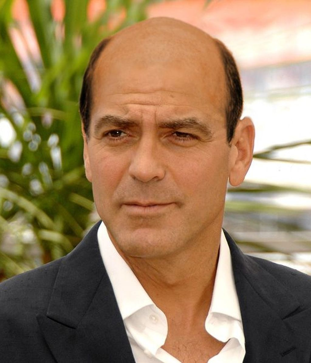 Imagina a George Clooney