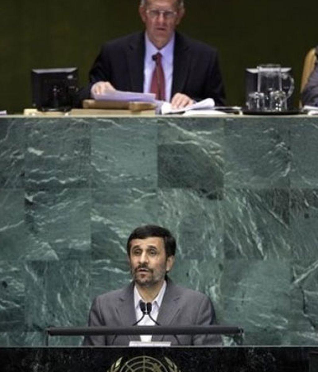 Mahmud Ahmadinejad, aplastó la Revolución verde en Irán