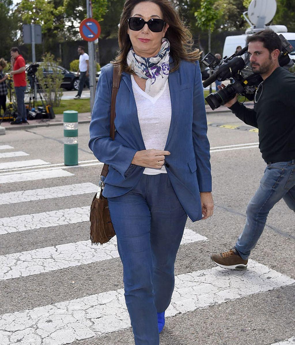 La periodista Ana Rosa Quintana