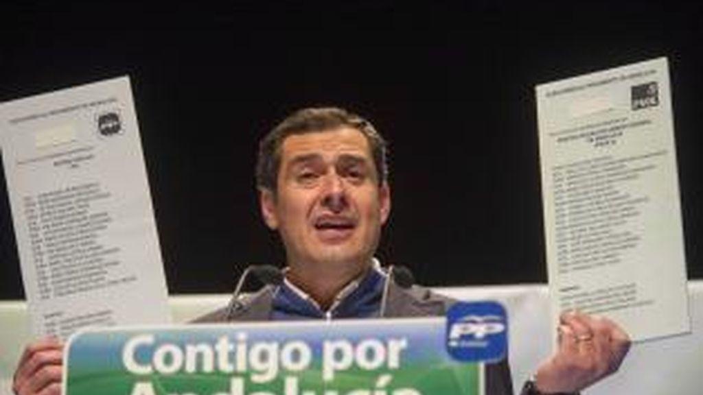 """Moreno anima a dar """"el último empujón"""" para lograr el cambio"""