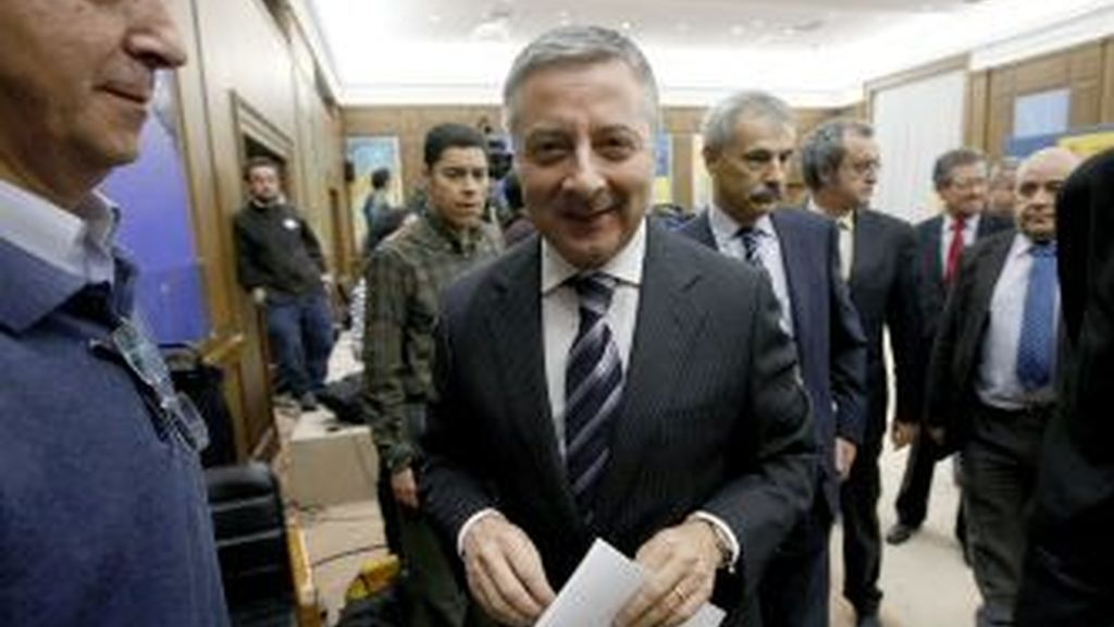 "Blanco ha realizao una llamada a la ""responsabilidad"". Foto: EFE"