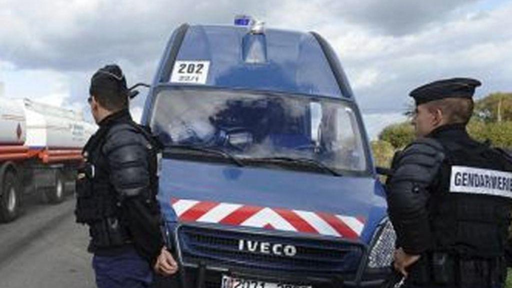 La Policía francesa ha detenido esta noche a un presunto etarra.