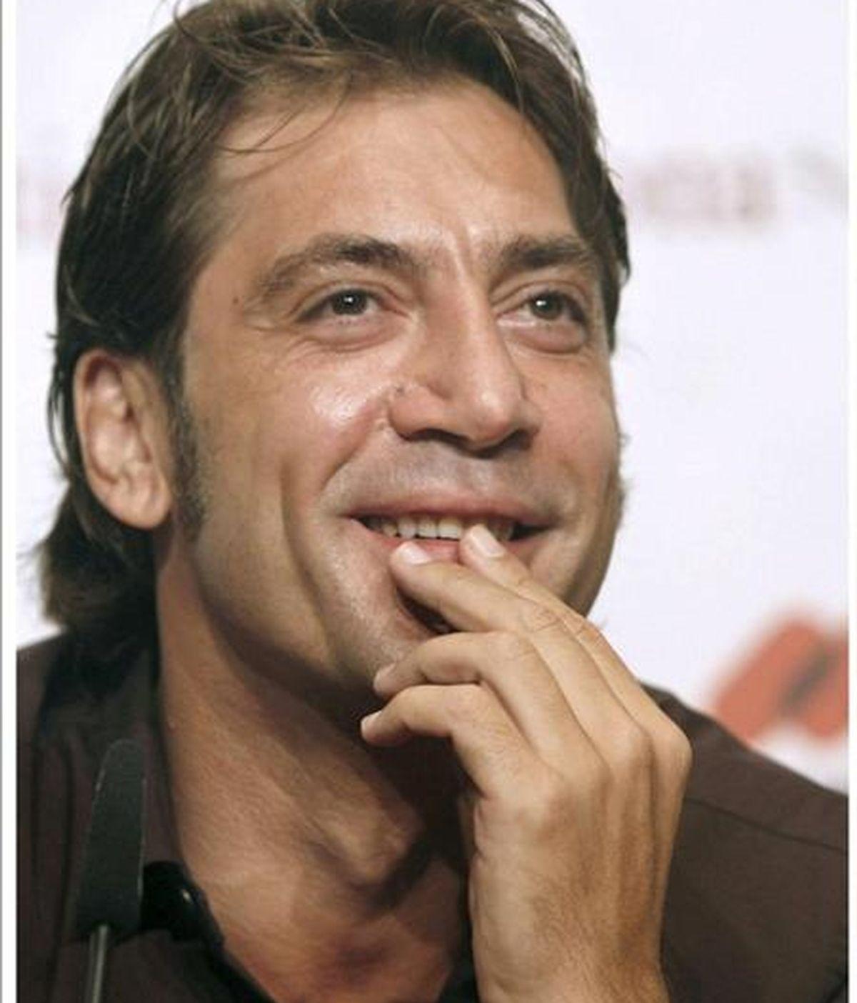 El actor Javier Bardem a quien el director italiano Sergio Castellito quiere junto a Penélope Cruz para su próxima película. EFE/Archivo